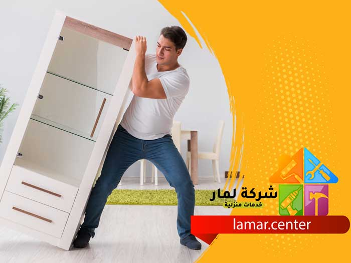 """نقل اثاث من الرياض الى الخبر .. """"خدمة متميزة  24 ساعه """""""